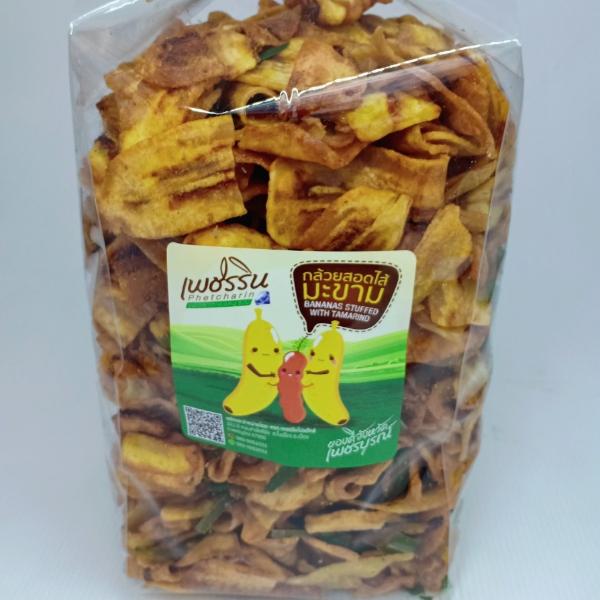 กล้วยหักมุกเบรกแตก 1 เซต บรรจุ 2 ห่อ ( 1 ห่อ บรรจุ 1 กิโลกรัม)