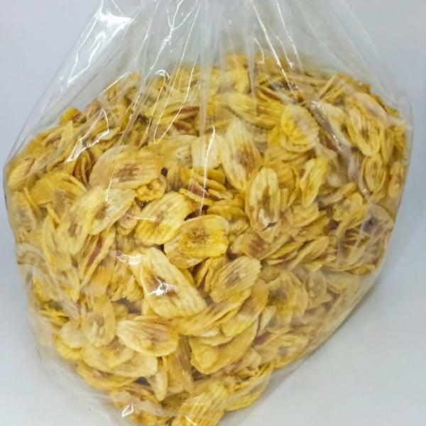 กล้วยหักมุกลายไส้มะขามยกลัง ( 1 ลัง บรรจุ 5 กิโลกรัม )