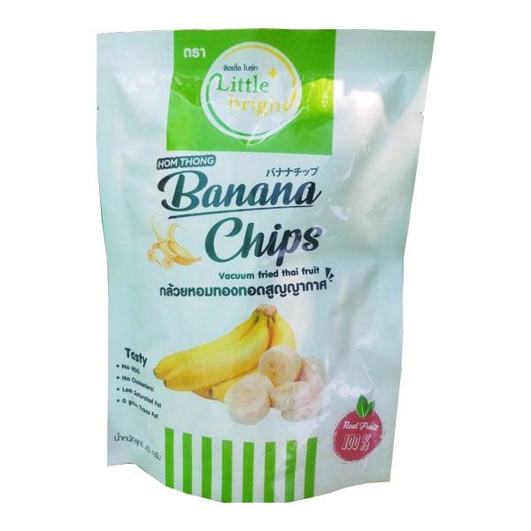 กล้วยหอมทองทอดสุญญากาศ 50 ห่อ ขายยกลัง