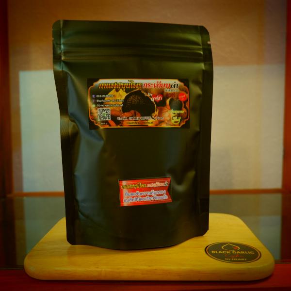กาแฟผสมกระเทียมดำByHeart 2IN1 100 กรัม