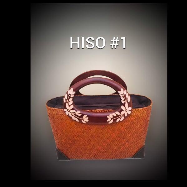 กระเป๋ากระจูด HISO 1