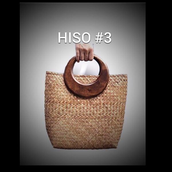 กระเป๋ากระจูด HISO 3