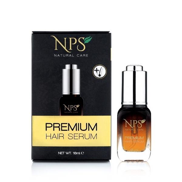 เซรั่มบำรุงเส้นผม Premium  Hair  Serum สำหรับผู้มีปัญหาผมร่วง