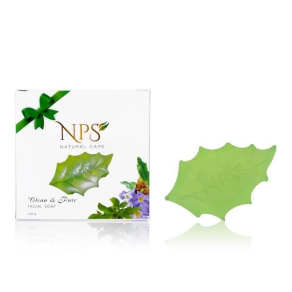 สบู่ Clean & Pure Facial Soap สำหรับผิวแพ้ง่าย