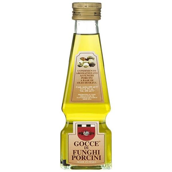 น้ำเห็ดพอร์ชินี ไวท์ทรัฟเฟิล White Truffle Porcini Mushroom Oil