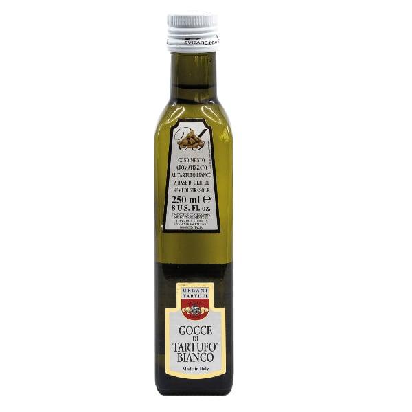 น้ำมันดอกทานตะวันกลิ่นเห็ดทรัฟเฟิลขาว White Truffle Sunflower Oil