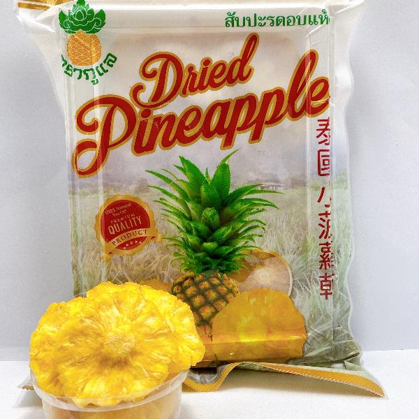 สับปะรดภูแลอบแห้ง สูตรน้ำตาลน้อย (ซองเล็ก)