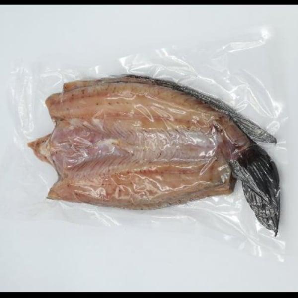 ปลาช่อน แดดเดียว