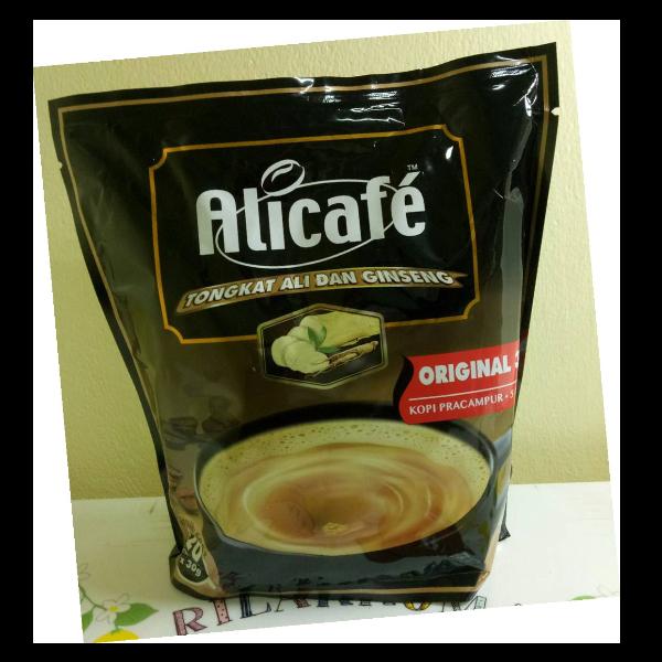 กาแฟสำเร็จรูป ALI CAFE