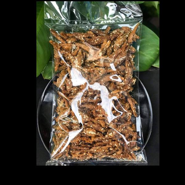 ปลาฉิ้งฉ้างงา 500 กรัม / แพ็ค ของดีเกาะยอ  จ. สงขลา