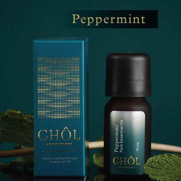น้ำมันหอมระเหย กลิ่น Peppermint