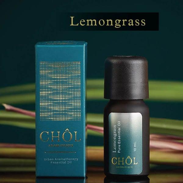 น้ำมันหอมระเหย กลิ่น Lemongrass