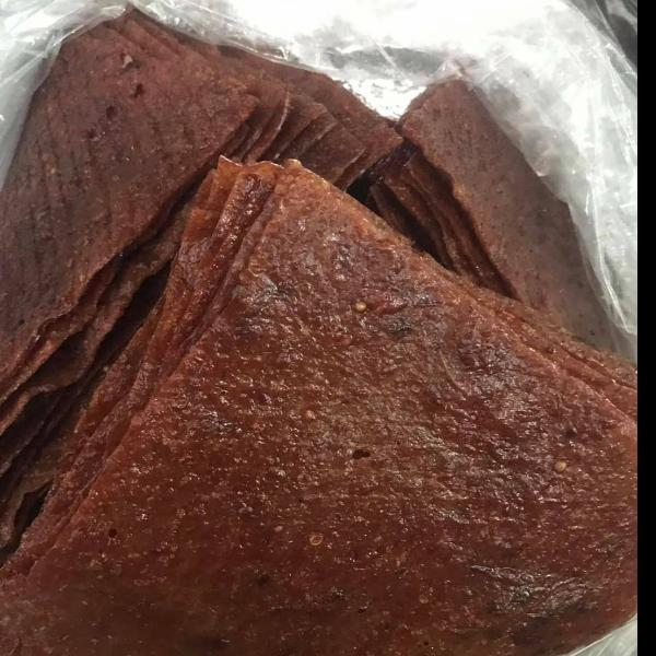 ปลาทูน่าสวรรค์แบบแผ่น 1000 กรัม