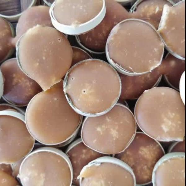 น้ำตาลแว่นตะโหนด 500  กรัม / 1 แพ็ค  ของดีเกาะยอ  จ.สงขลา