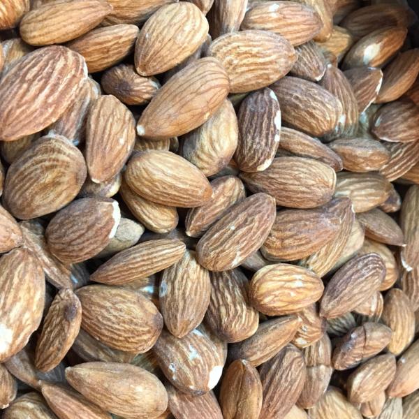 อัลมอนด์อบเกลือ Almondsอัลมอนด์อบธรรมชาติ  ขนาด 500