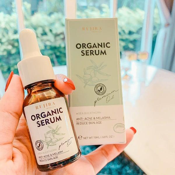 Organic Serum ลดเลือนริ้วรอย