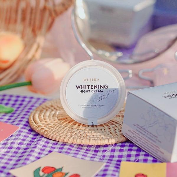 Whitening Night Cream ผิวกระจ่างใส