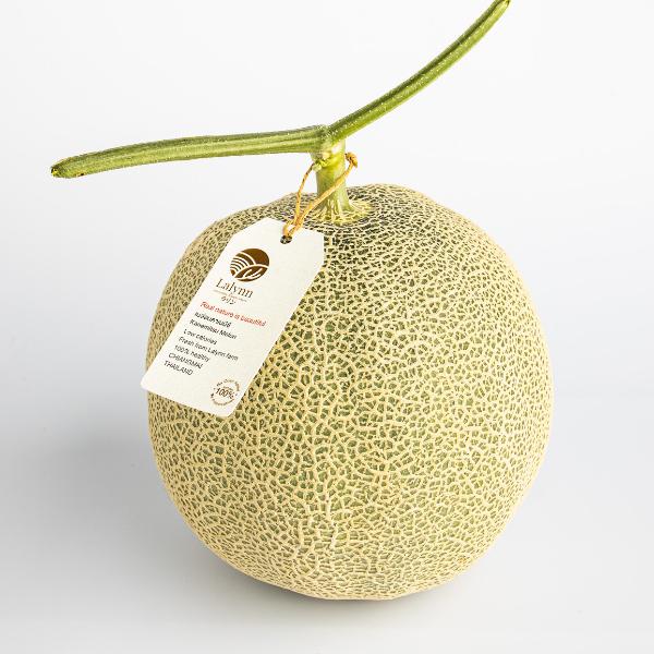 ขายเป็นเซท 2ลูก ราคา 359 บาท เมล่อนญี่ปุ่น น้ำหนัก 1.3 กก.ต่อลูกขึ้นไป ส่งตรงจากสวนลลินเชียงใหม่  พันธุ์คาเนิมิซึ เนื้อส้ม กลิ่นหอม รสหวาน กรอบฉ่ำ