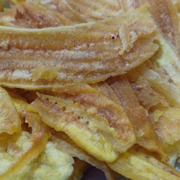 กล้วยหอมไข่เมืองแก่นฉาบ รสต้มยำ จัดชุด 6 ถุง