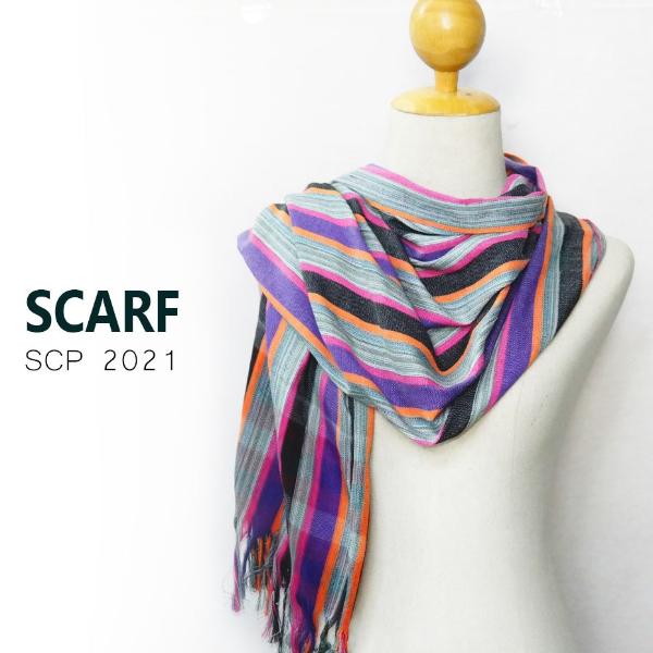 ผ้าพันคอ อิมปานิ SCP2021