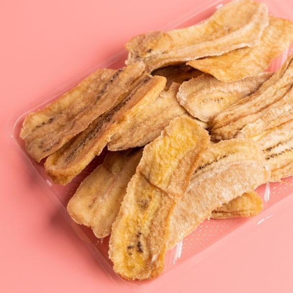 กล้วยอบ แพ็คละ 500 กรัม (2แพ็ค)