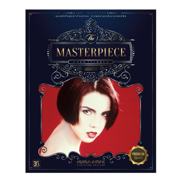 CD THE MASTERPIECE คริสติน่า