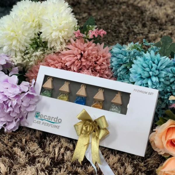 น้ำหอมปรับอากาศ Recardo Perfume Premium Big Set