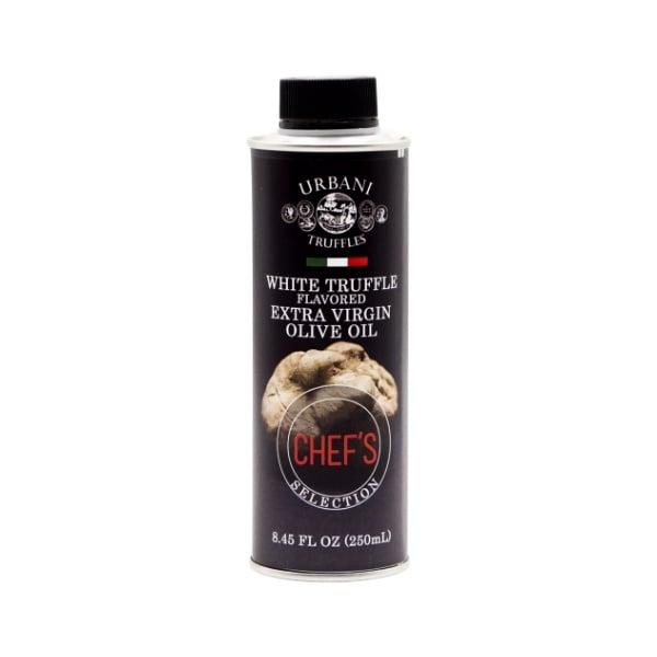 อูบานี่ - น้ำมันมะกอกธรรมชาติ กลิ่นเห็ดทรัฟเฟิลขาว White Truffle Flavored Extra Virgin Oilve Oil