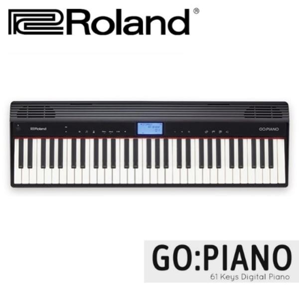 คีย์บอร์ดไฟฟ้า Roland Go Piano 61