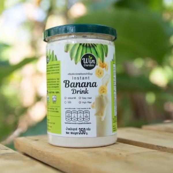 กล้วยผงชงดื่ม รสออริจินัล 350 กรัม