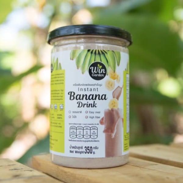 กล้วยผงชงดื่ม รสโกโก้ 350 กรัม