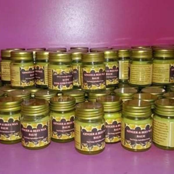 ยาหม่องขี้ผึ้ง 50ML จำนวน 4 ขวด