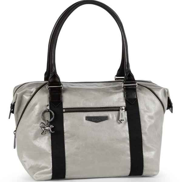 กระเป๋า KIPLING ART S KC - SILVER METAL [K12659L05]