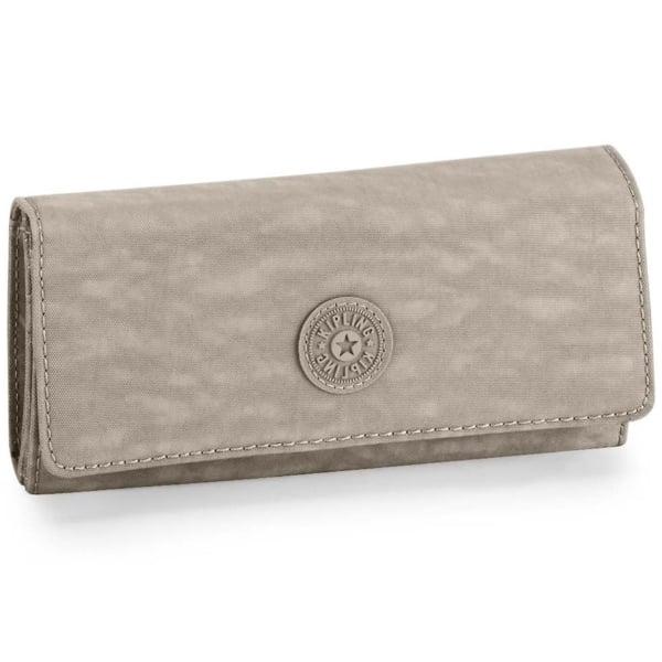 กระเป๋าสตางค์ Kipling Brownie - Warm Grey [MCK13865828]
