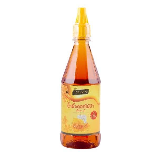 น้ำผึ้งดอกไม้ป่าเดือนห้า ตรา