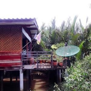 บางน้ำผึ้งโฮมสเตย์
