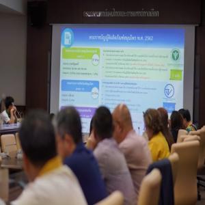 กรมการแพทย์แผนไทยฯ เดินหน้าปรับโฉมสมุนไพรไทย หนุนผู้ประกอบการผลิตภัณฑ์สมุนไพร พร้อมขยายช่องทางการตลาดออนไลน์