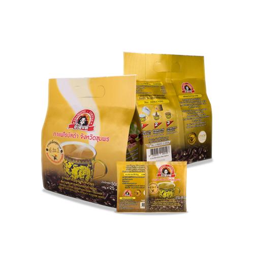 กาแฟถ้ำสิงห์ 4in1 Gold (3ห่อ/75ซอง)