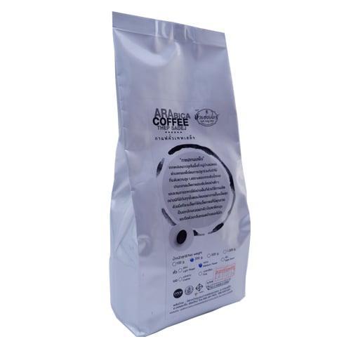 กาแฟคั่วอาราบิก้าเมล็ด ชนิด medium roast