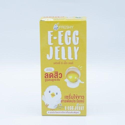 Freshy E-Egg Jelly (10ml. X 6 pcs)