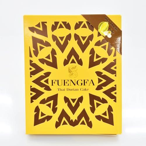 ขนมเปี๊ยะ FUENGFAไส้ทุเรียนหมอนทองจำนวน 1 กล่อง
