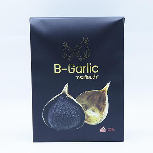 B-Garlic กระเทียมดำ ขนาด 250 กรัม 1 กล่อง