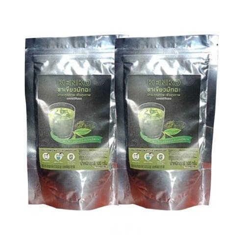 KENKO ชาเขียวมัทฉะ ออริจินอล ชงได้ในน้ำเย็น  ได้รสชาติดั้งเดิมมัทฉะแท้ๆ