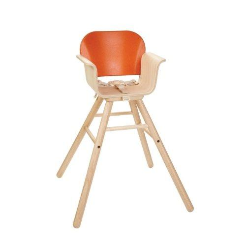 ของเล่นเด็ก เก้าอี้สูงสำหรับเด็ก - สีส้ม (HIGH CHAIR -ORANGE)