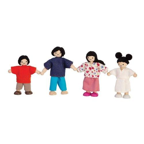 ของเล่นเด็ก ครอบครัวตุ๊กตา(เอเซียน) (DOLL FAMILY (ASIAN))
