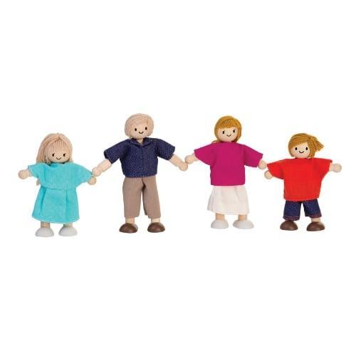 ของเล่นเด็ก ครอบครัวตุ๊กตา(ยูโรเปี้ยน) (DOLL FAMILY (EUROPEAN)
