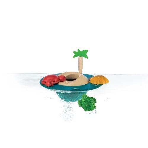 ของเล่นเด็ก เกาะน้อยลอยน้ำ (FLOATING ISLAND)