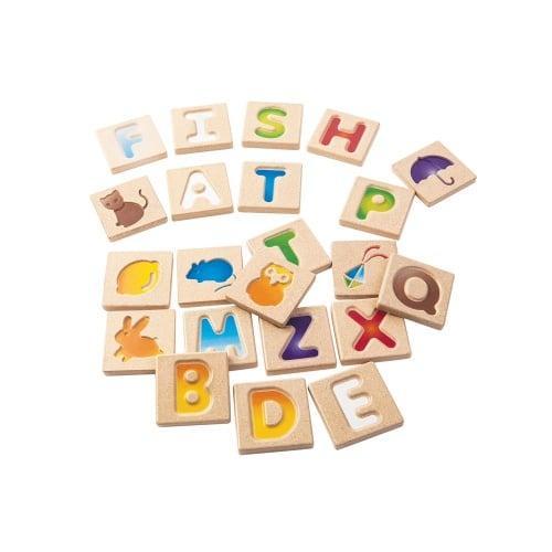 ของเล่นเด็ก A-Z (ALPHABET A-Z (GRADIENT))