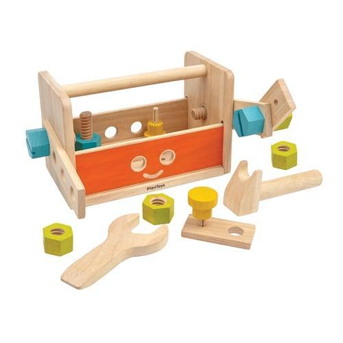 ของเล่นเด็ก กล่องหุ่นยนต์ช่าง (ROBOT TOOL BOX)