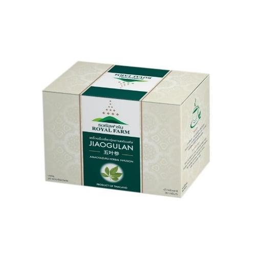 ชาสมุนไพร เจียวกู่หลาน 1 กล่อง 20 ซอง 30 กรัม